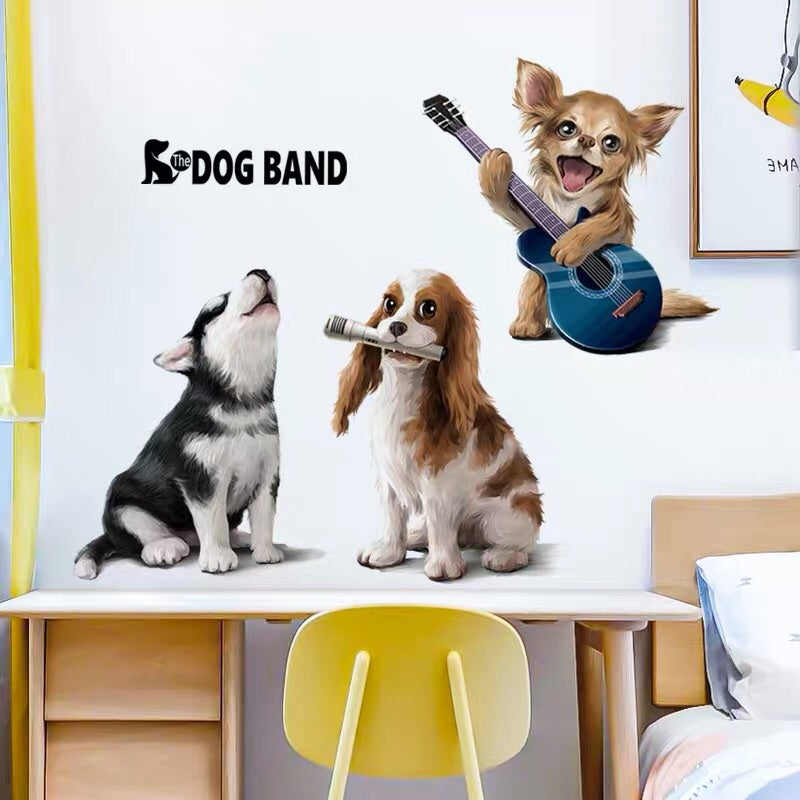 Cutest Dogs Wall Decals