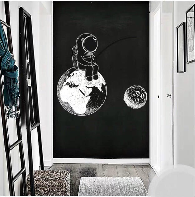 Astronaut Wall Decals For Nursery Room