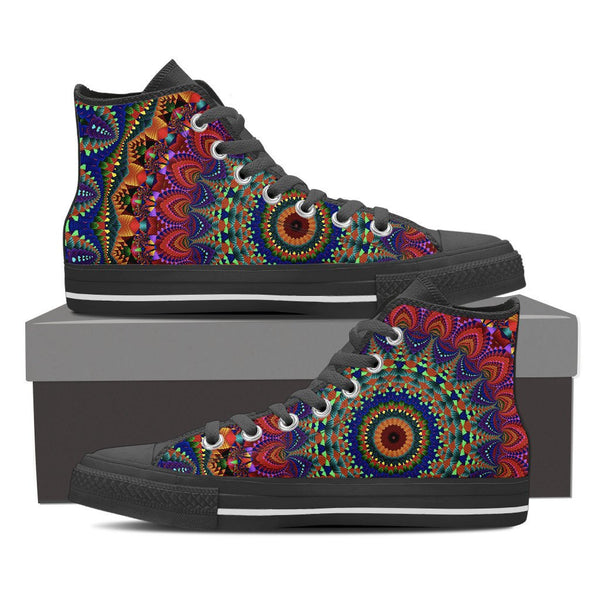 Boho Mandala Shoes