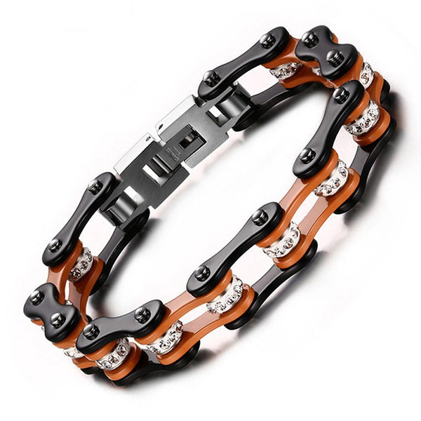 Cycling Chain Bracelet