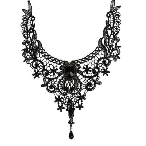 Gothic Retro Vintage  Necklace