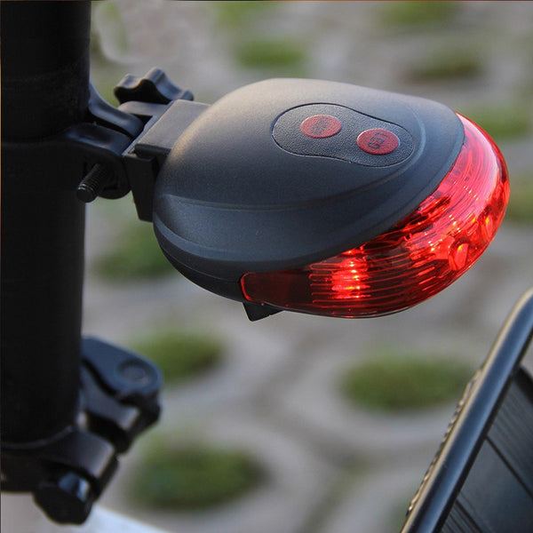 Cycling Safety Rear LASER Tail