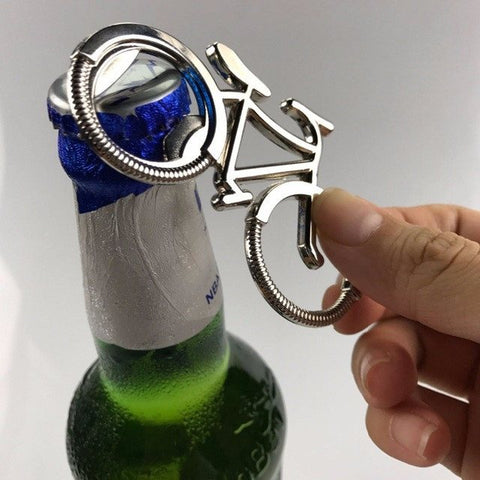 Cyclers Beer Bottle Opener
