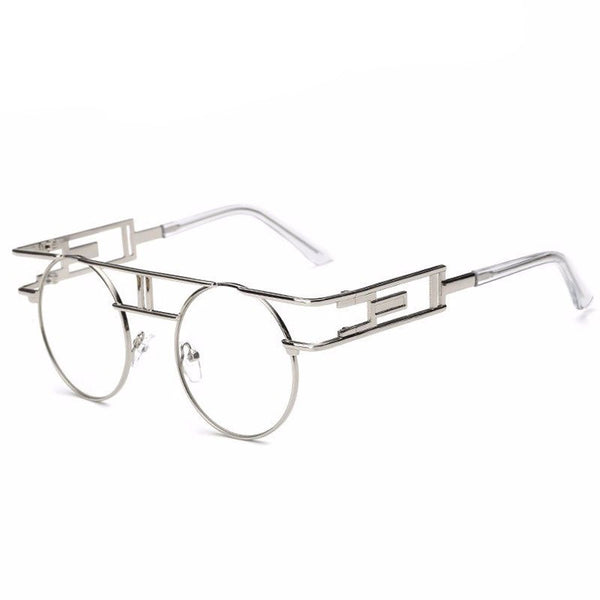 Gothic Clear Lens Glasses