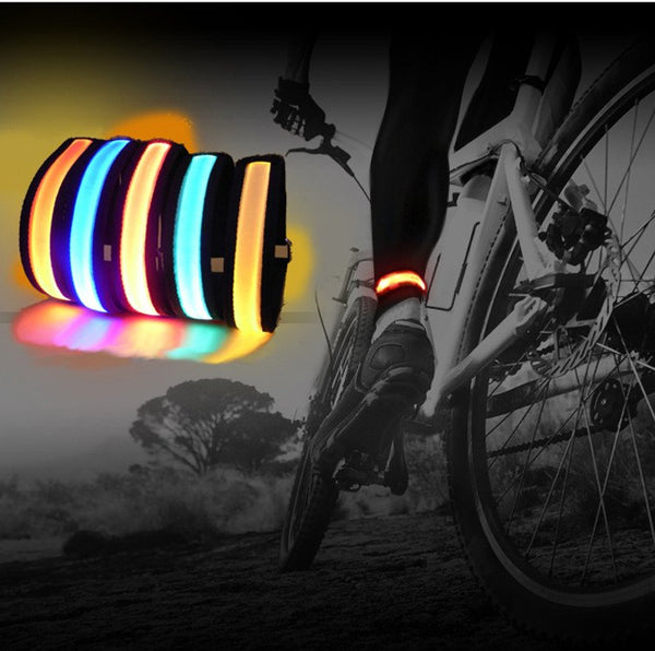 Cycling Glowing Ankle Band