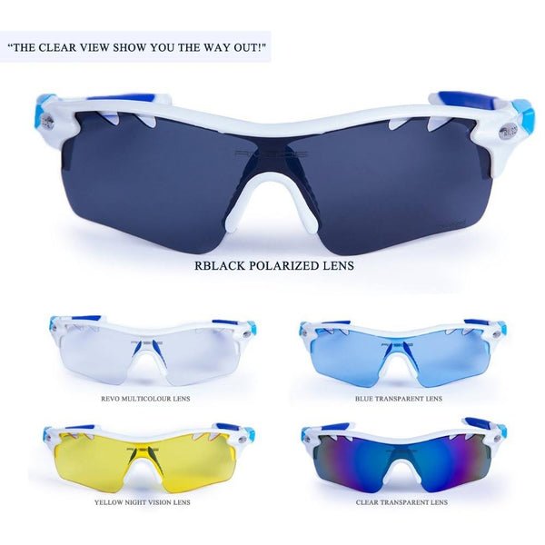 Cycling Polorized Glasses