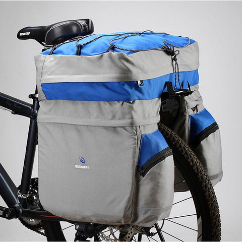 60L MTB Bicycle Carrier Bag