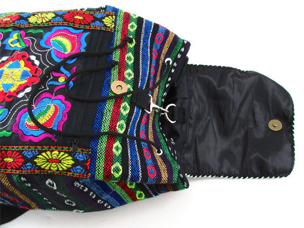 Vintage Ethnic Bohemian Backpack