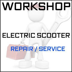 Workshop Electric Scooter Repair and Service