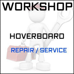 Workshop Hoverboard Repair and Service