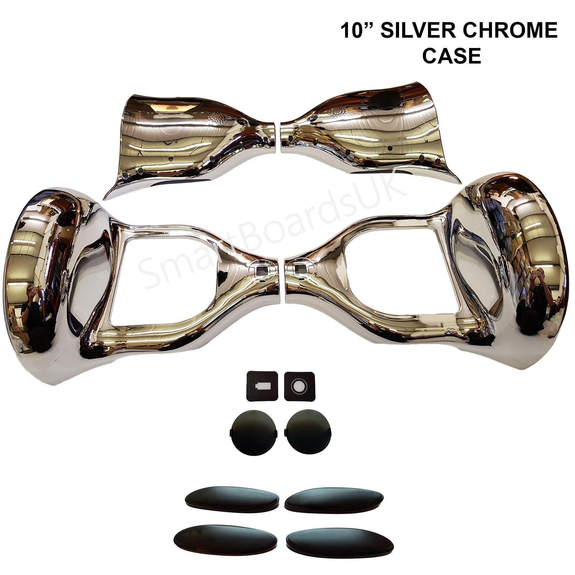 10 INCH CHROME CASE SHELL (10