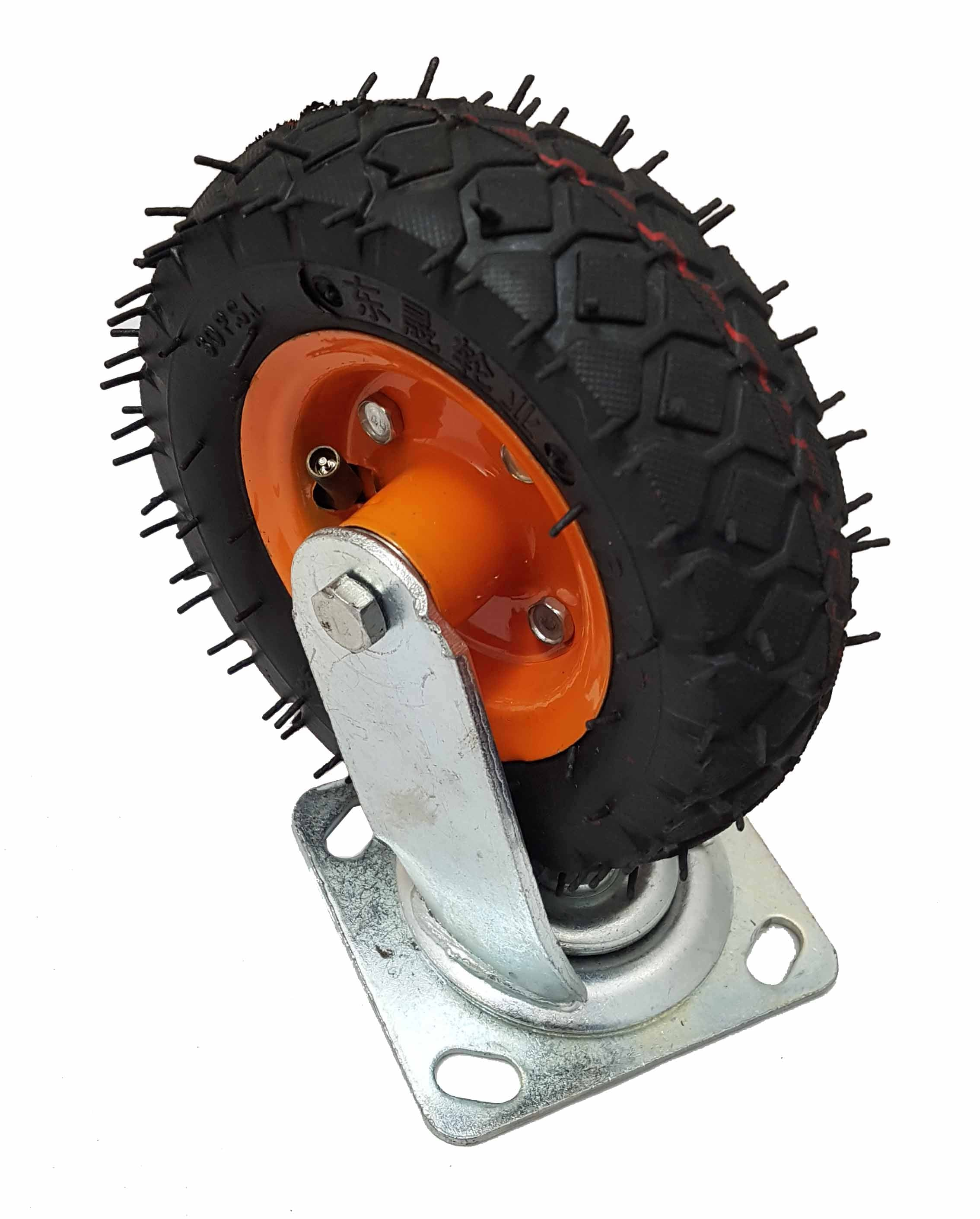 FRONT WHEEL for SUSPENSION MONSTER HOVERKART - FITS 6.5