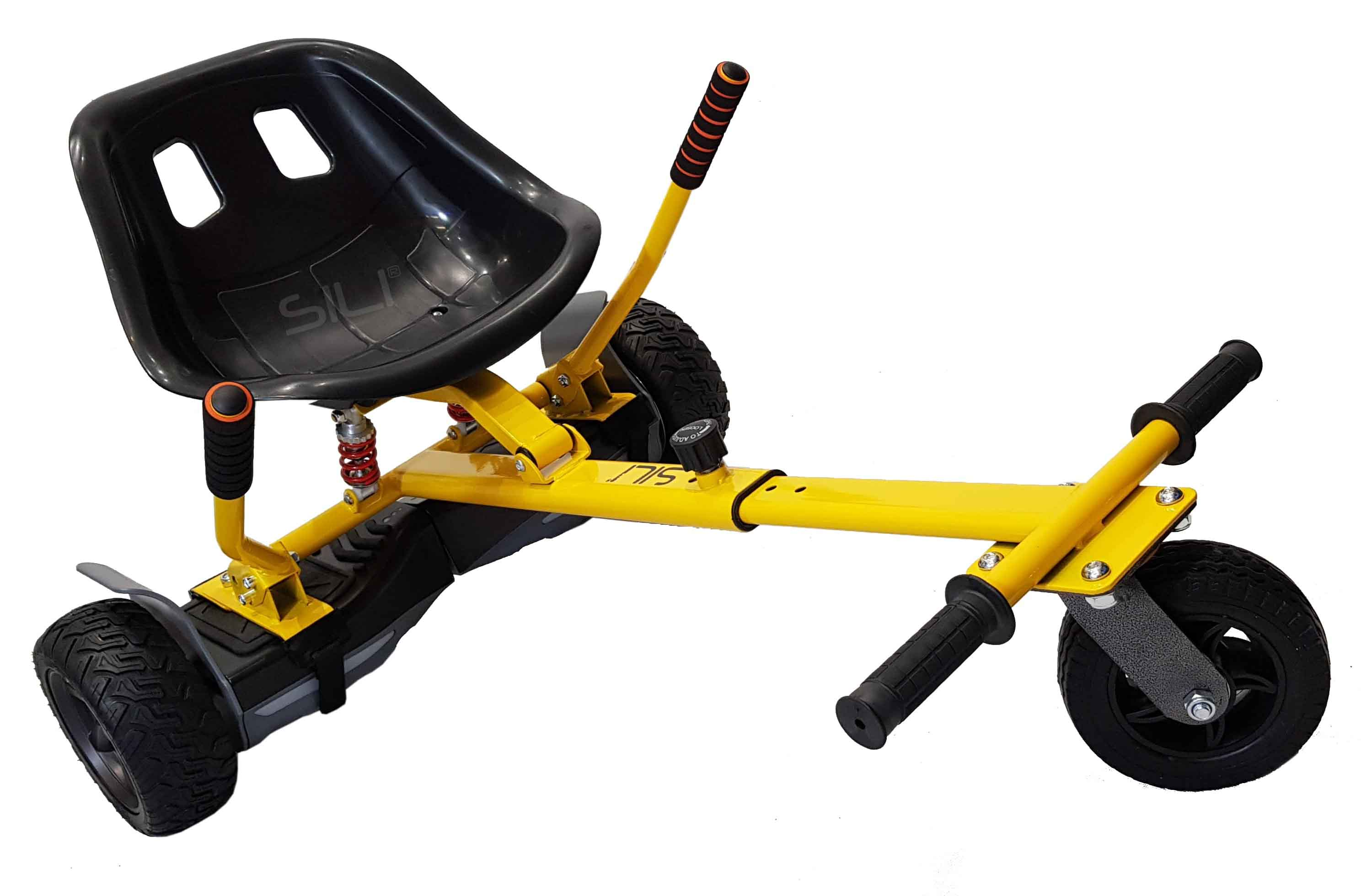 SILI® OFFROAD - Suspension Hoverkart Gokart Attachment Buggy