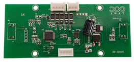 SOCKET TYPE GYRO CIRCUIT BOARD (OCS XWAY 2015-11-19 3B12D005)