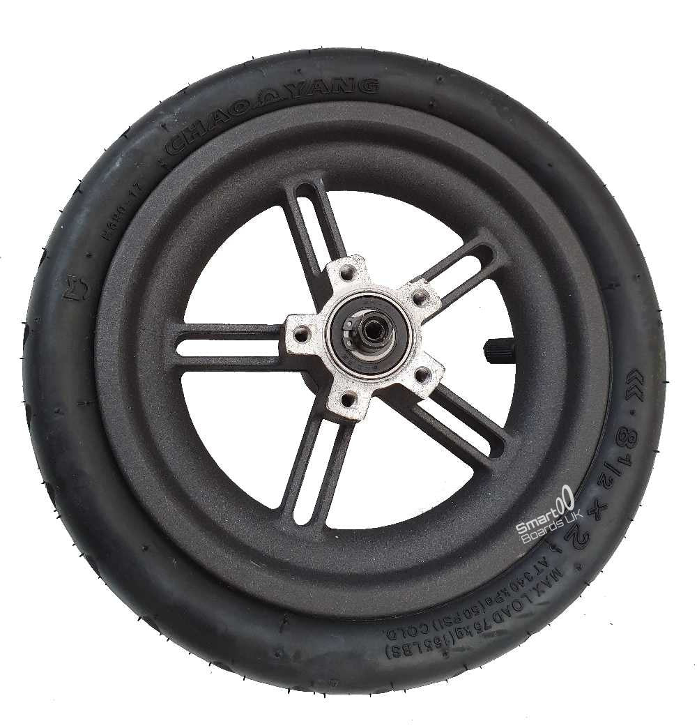Genuine Xiaomi Mijia M365 Part - STD & PRO - Rear Wheel & Tyre