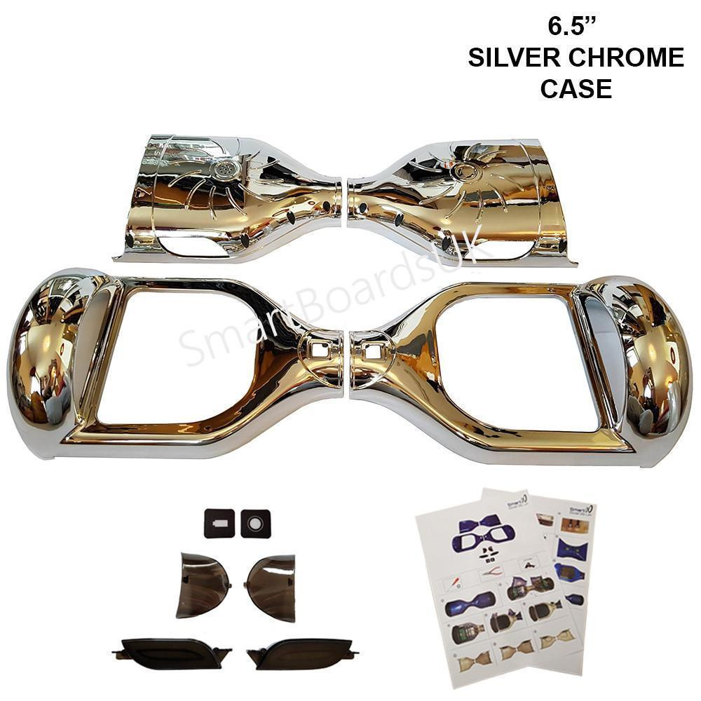 6.5 INCH CHROME CASE SHELL (6.5
