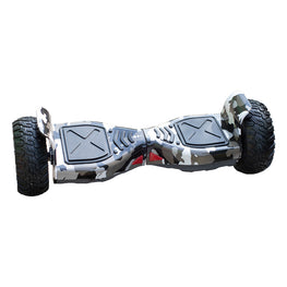 ALL TERRAIN BLUETOOTH 8.5″ HOVERBOARD SWEGWAY IN ARMY CAMO