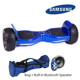 BLUE ALL TERRAIN BLUETOOTH 8.5″ HOVERBOARD SWEGWAY