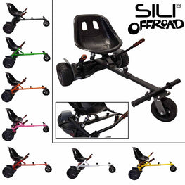Classic Hoverboard (GALAXY DESIGN) + SILI Offroad Hoverkart **BUNDLE**