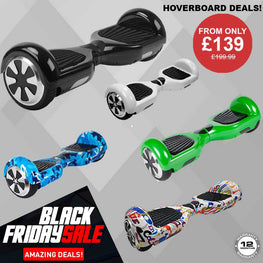 "BLACK FRIDAY!! - 6.5"" Classic Hoverboard"