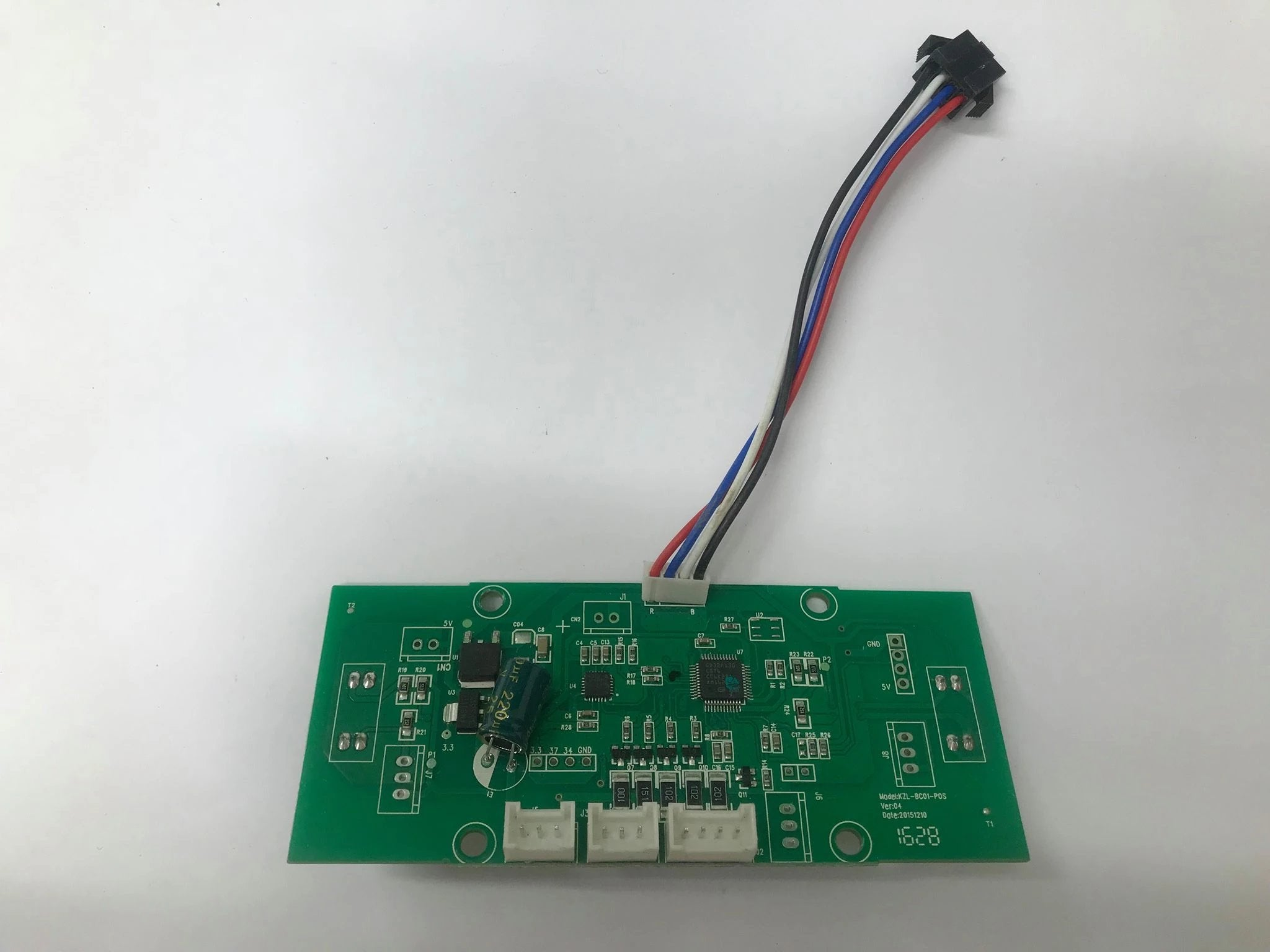 GYRO CIRCUIT BOARD (WIRED TYPE) - KZL-BC01-POS-04