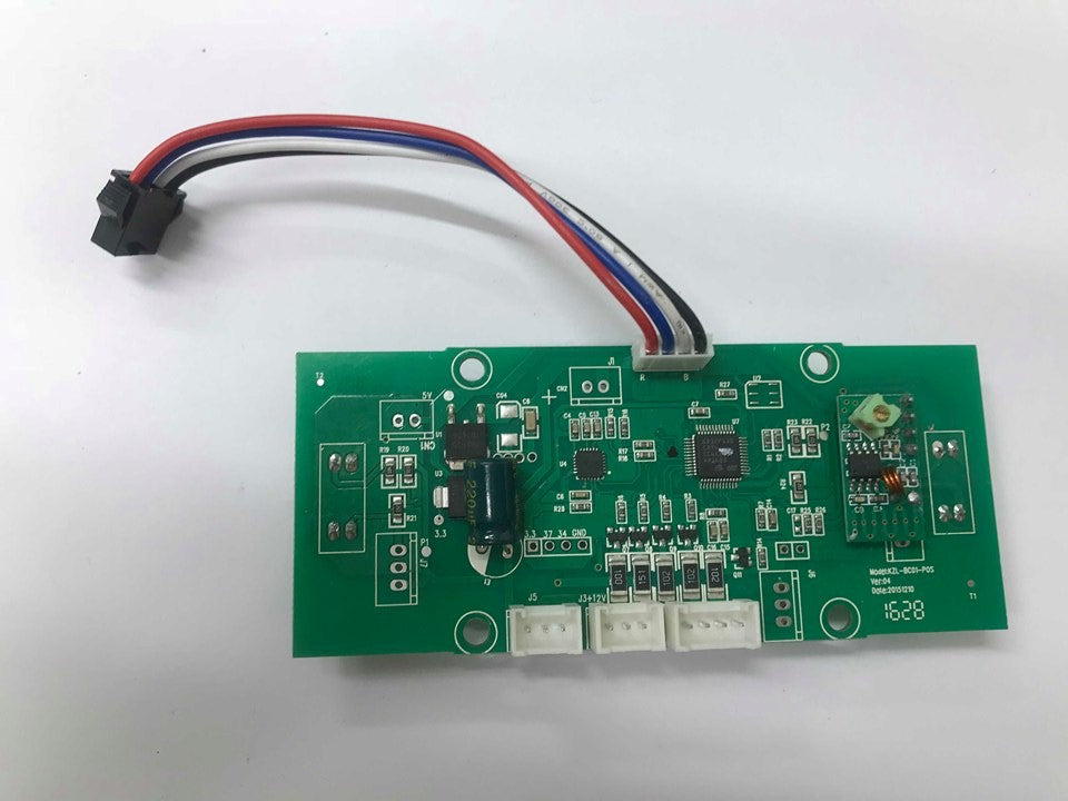 GYRO CIRCUIT BOARD (WIRED TYPE) - KZL-BC01-POS-V4 + REMOTE AERIAL