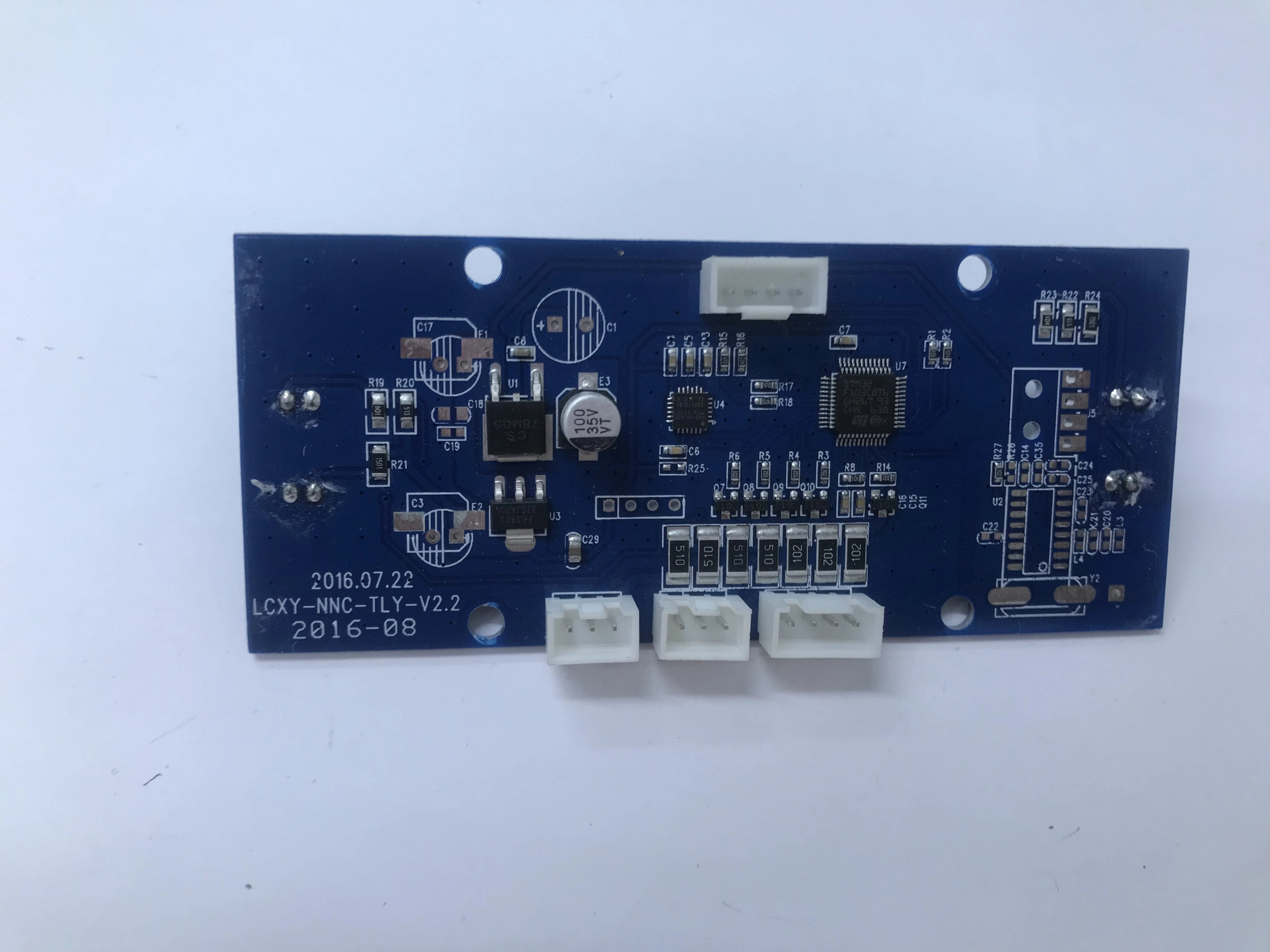 GYRO CIRCUIT BOARD (SOCKET TYPE) - LCXY-NNC-TLY-V2.2