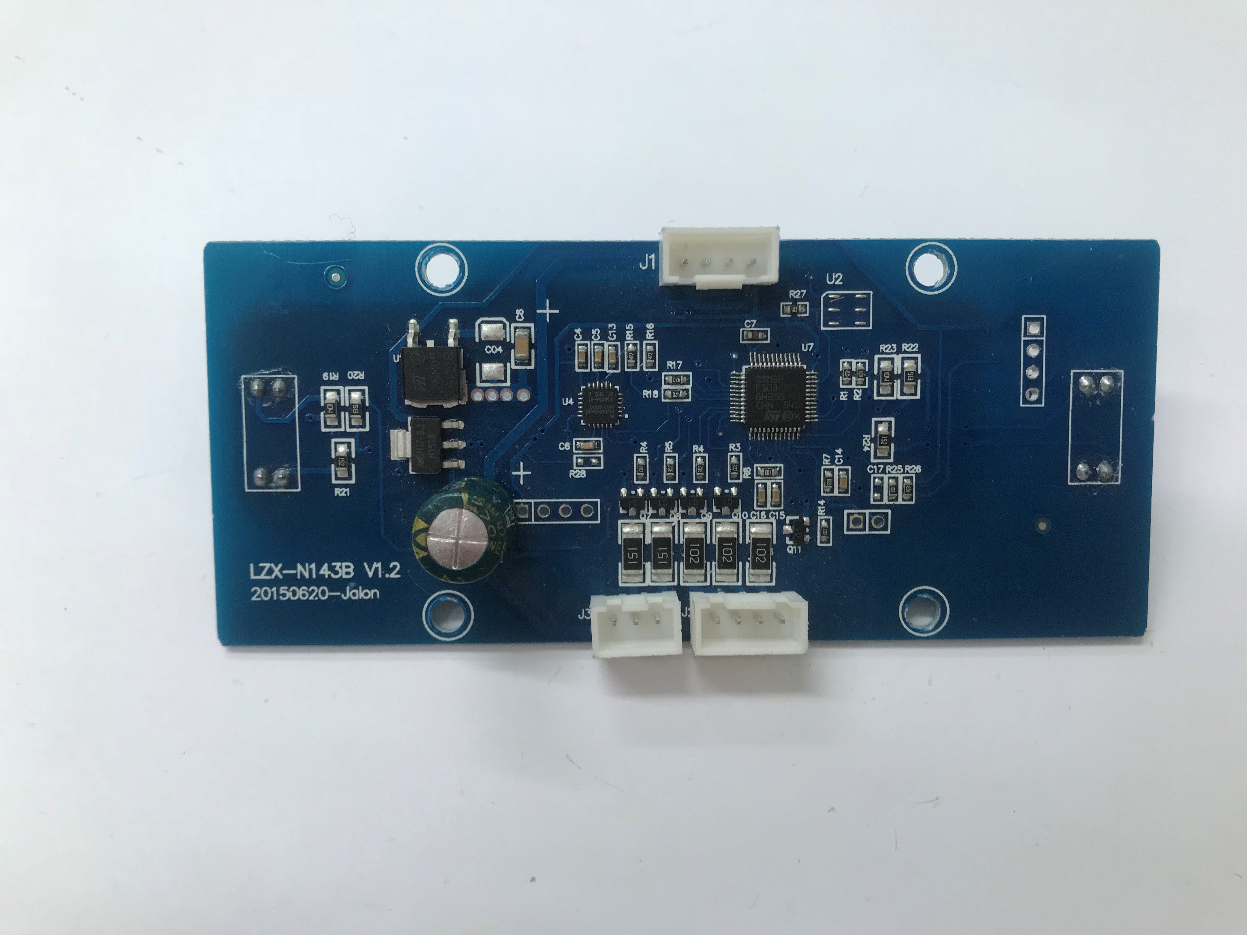 GYRO CIRCUIT BOARD (SOCKET TYPE) - LXZ-N143B-V1.2