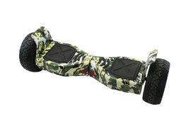 REFURBISHED ALL TERRAIN 8.5″ HOVERBOARD CAMO + BLUETOOTH DEAL