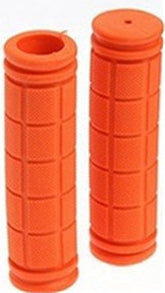 Universal Replacement Handle Bar Rubber Grips - Fits Bicycle, Hoverkart, Scooter etc