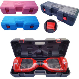 "*NEW* 6.5"" PLASTIC TOOLBOX STYLE CARRY CASE"