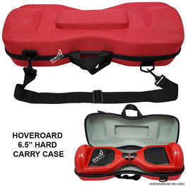 red hoverboard eva hard carry case bag for 6.5 inch hoverboard swegway