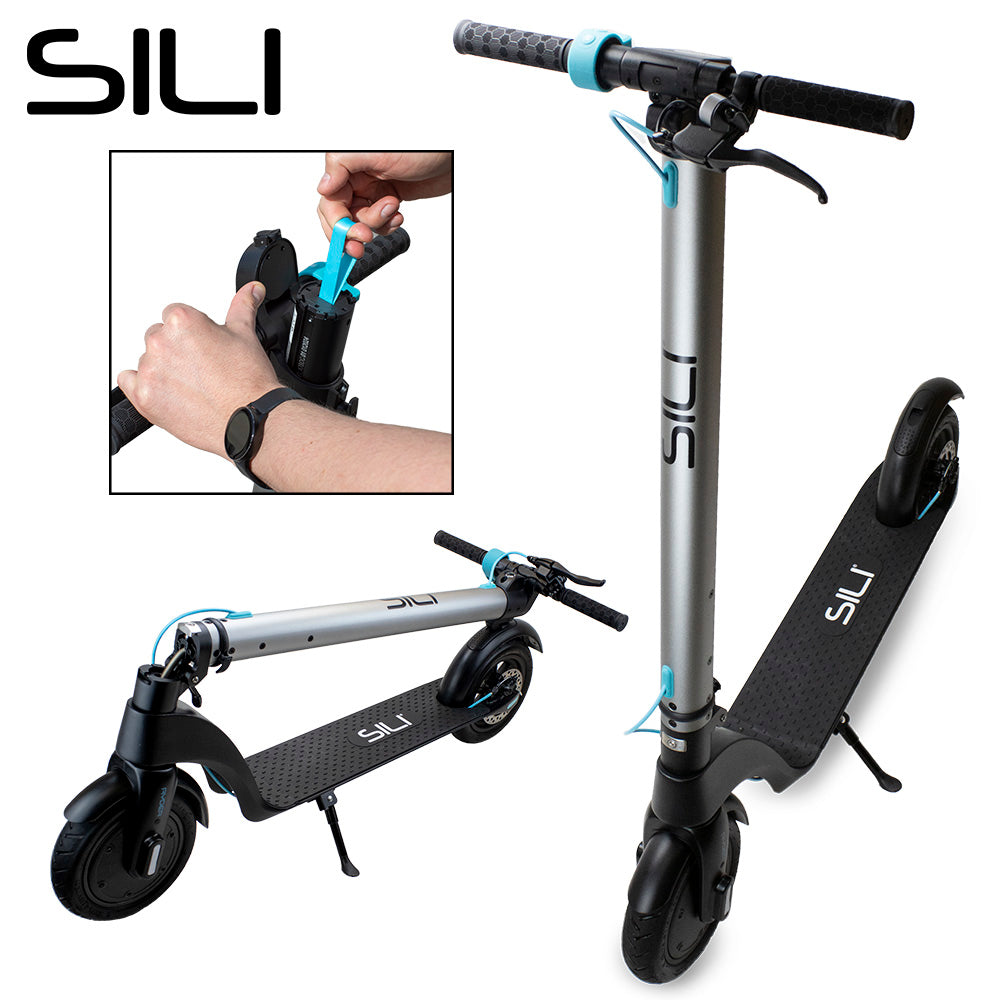 SILI Ryder Electric Scooter **GRADED**