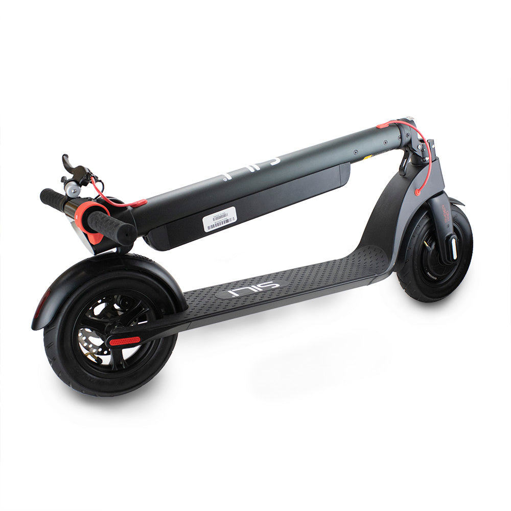 SILI Ryder Pro Electric Scooter + Additional Battery + Carry Bag Bundle Deal