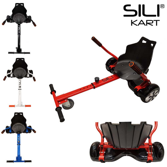 SILI® KART -Hoverkart Gokart Attachment Buggy