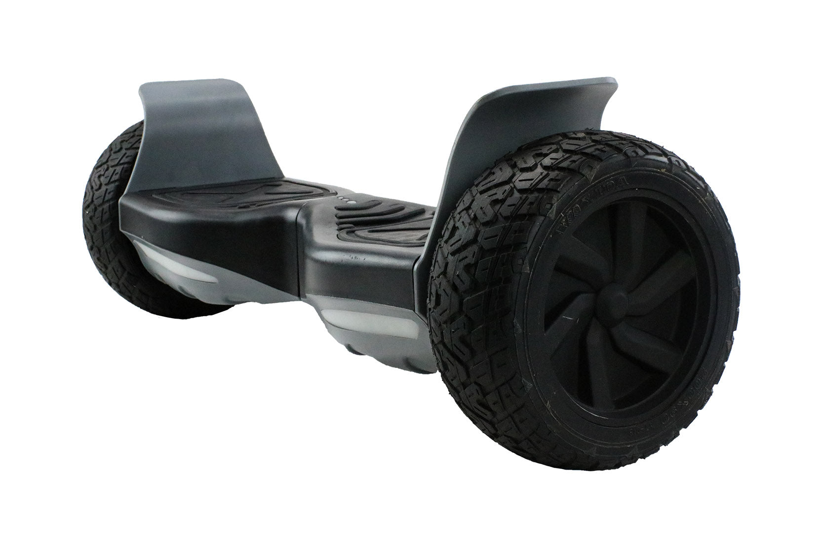 REFURBISHED ALL TERRAIN 8.5″ HOVERBOARD BLACK/GREY + BLUETOOTH DEAL