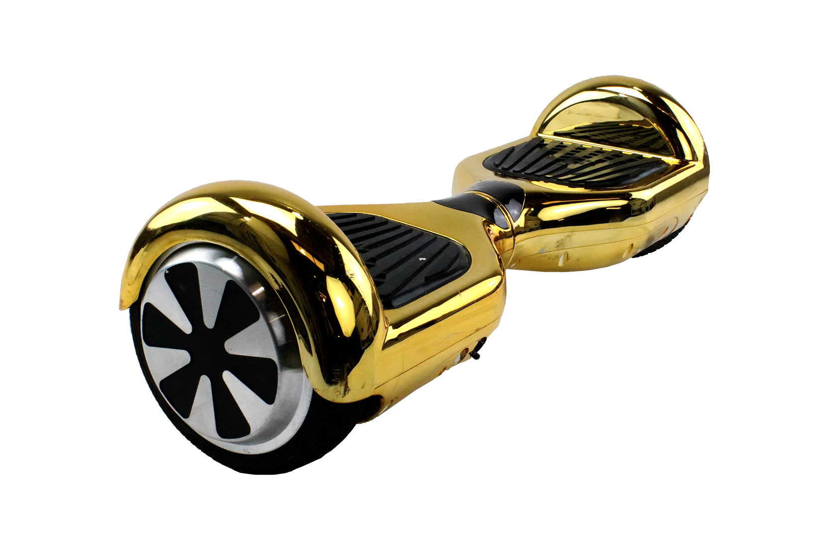 Bluefin™ REFURBISHED 6.5″ GOLD CHROME HOVERBOARD **GRADED**