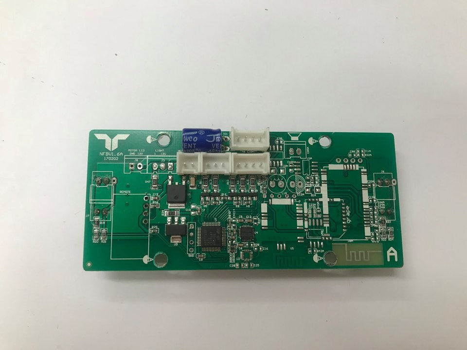 GYRO CIRCUIT BOARD (SOCKET TYPE) - TAO TAO - 170202