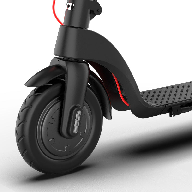 SILI® Ryder Pro Electric Scooter with 12.8Ah Panasonic Removable Battery (FREE 12 Month Service & Health Check!)