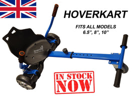 "BLUE HOVERKART - FITS 6.5"", 8"" & 10""-Smart Boards UK"