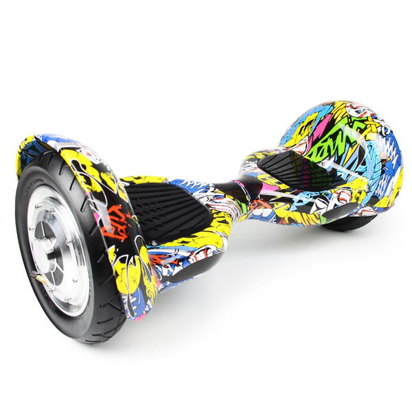 BLUEFIN™ 10″ COBRA HOVERBOARD SWEGWAY IN GRAFFITI