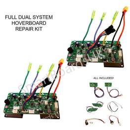 DUAL SYSTEM CIRCUIT BOARD REPAIR KIT-Smart Boards UK
