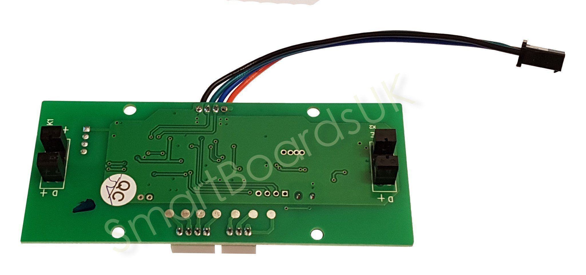 GYRO CIRCUIT BOARD (WIRED TYPE) - SINGLE-Smart Boards UK
