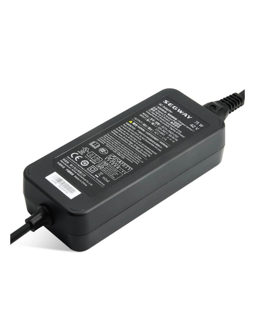 Genuine Ninebot by Segway Part - Battery Charger for ES1, ES2, ES3, ES4