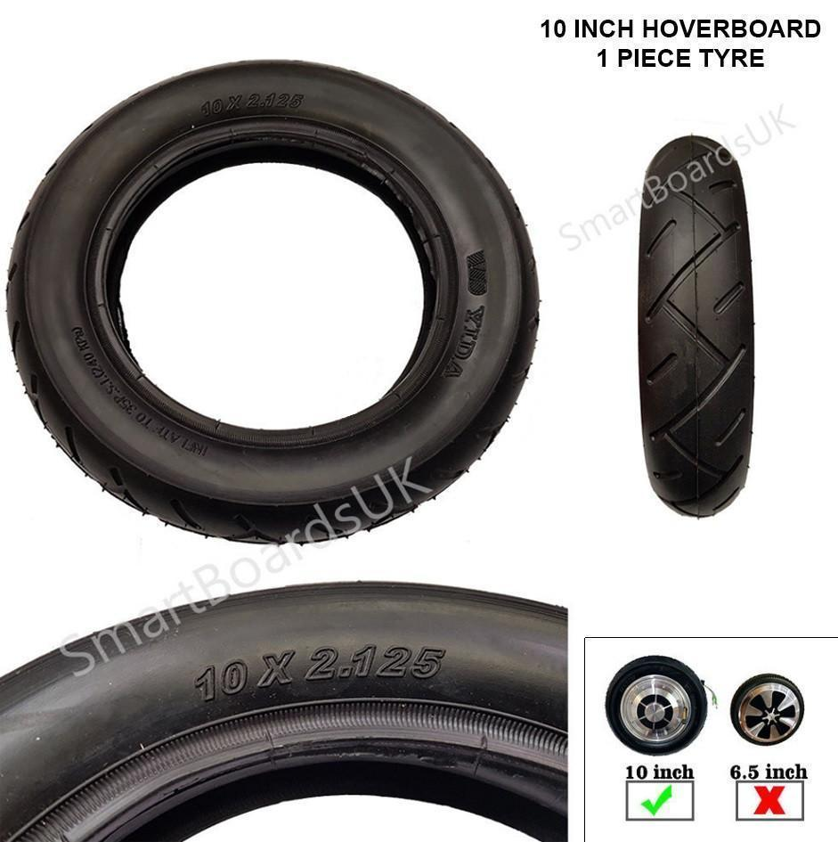 SINGLE TYRE FOR 10 INCH HOVERBOARD (10