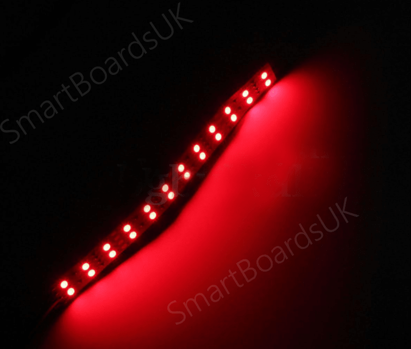 WHEEL ARCH LED LIGHTS (PAIR)-Smart Boards UK