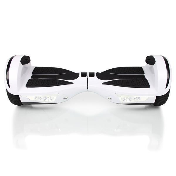 WHITE 7.5″ BLUEFIN™ STUNTSWEG STUNT HOVERBOARD SWEGWAY + FREE BAG + BLUETOOTH-Smart Boards UK