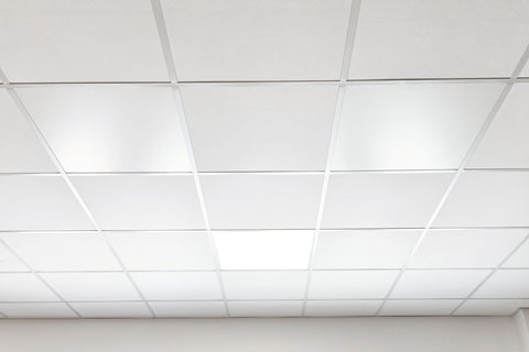 Redwell Panelwave Heating Panel Ceiling Installation