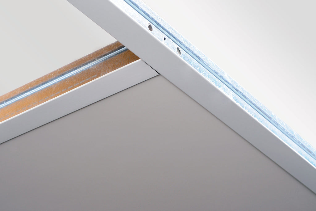Redwell Panelwave Heating Panel Detail