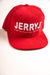 Jerry J Washed Cord Snapback